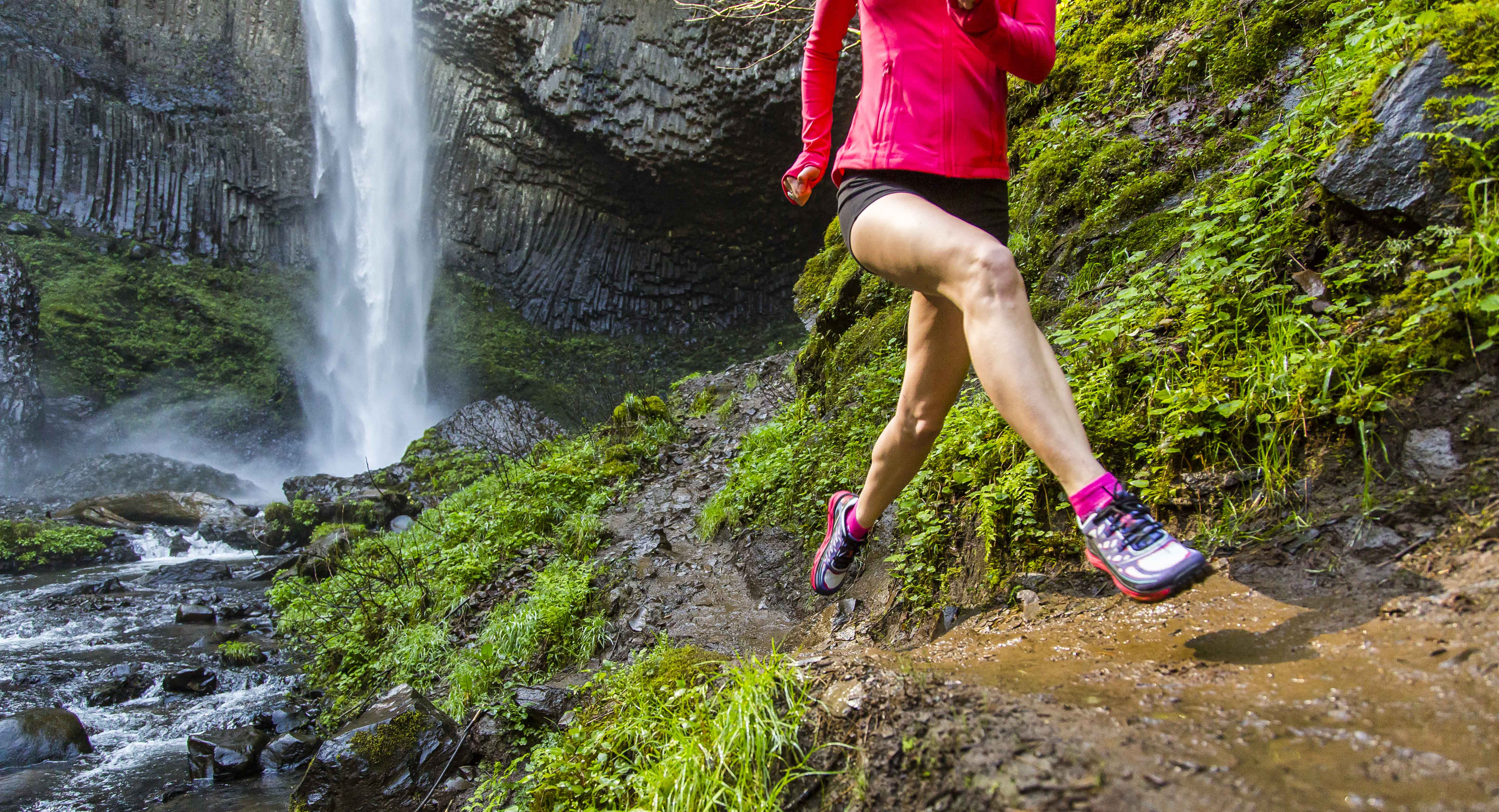 Learn how to keep you feet healthy and in running shape.